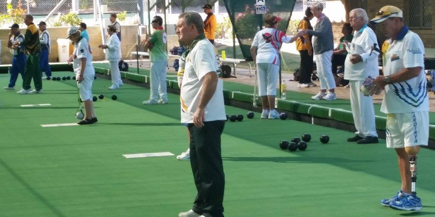 Bowls WA and Kardinya Bowling Club - All-Ability Championship