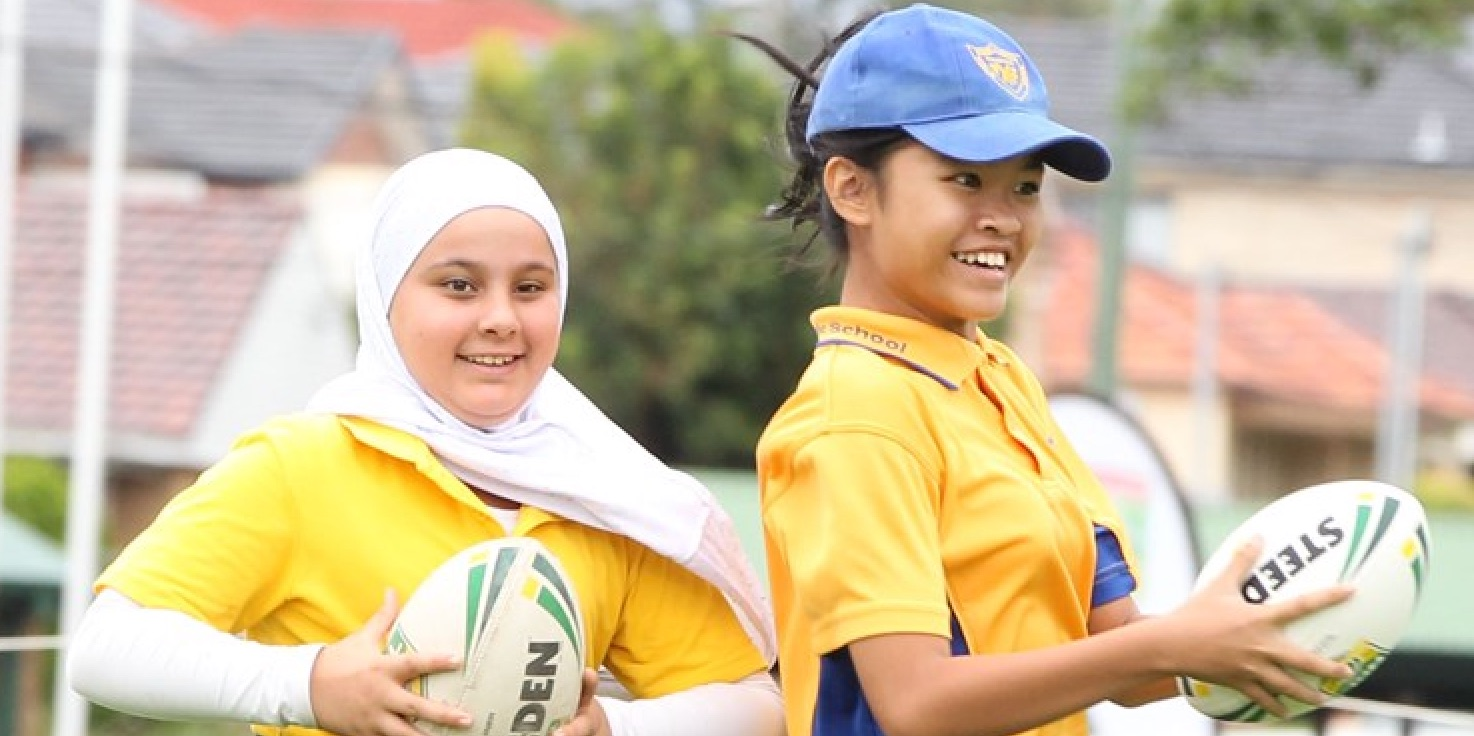 Australian Rugby League Commission - In League In Harmony program