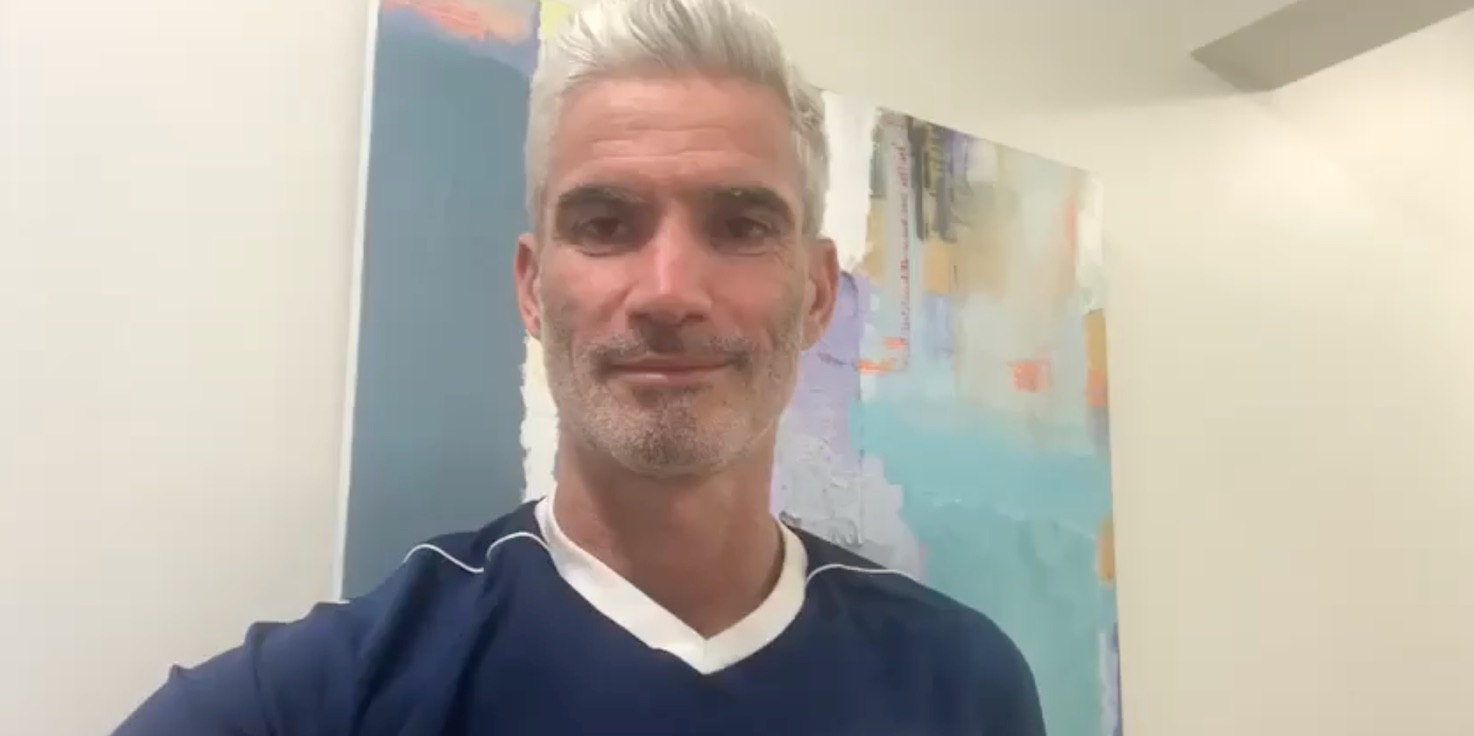 Craig Foster and Play for Lives