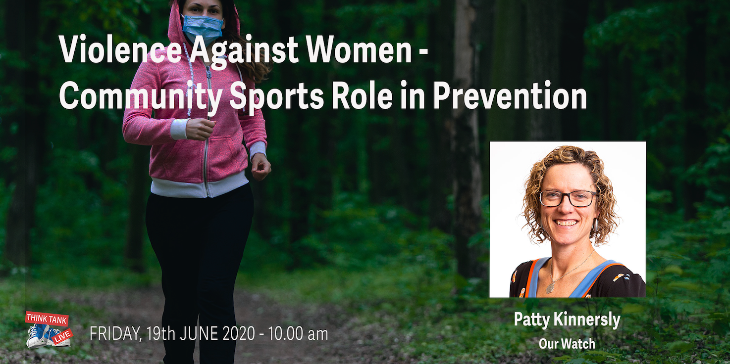Violence Against Women - Community Sports Role in Prevention