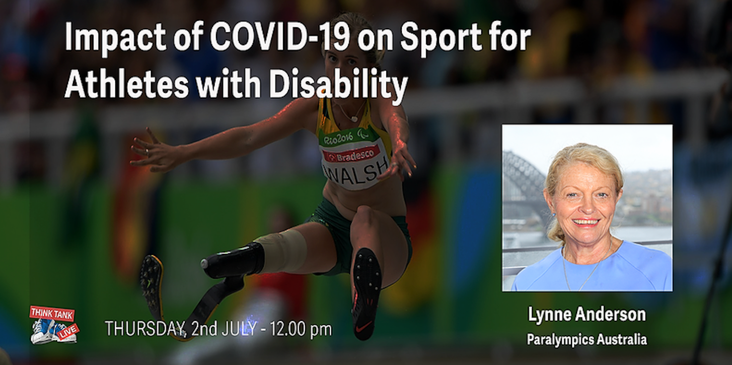 The impact of COVID-19 on sport for athletes with disability